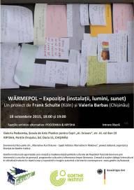 PODZEMKA, Scoala de arte Al.Sciusev, proiectul Warmepol